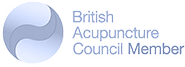British Acupunture Council Member